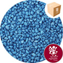 Rounded Gravel Nuggets - Starburst Blue