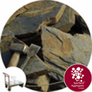 Rustic Slate Rockery - Click & Collect - 1940