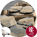 Rustic Slate Rockery - Large - Click & Collect - 1941