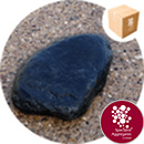 Shoreline Natural Stepping Stones (Tobi - Ishi) - Black - 5401