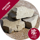 Yorkstone Rockery - Large