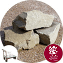 Yorkstone Rockery - Large - Click & Collect