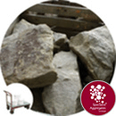 Yorkstone Rocks - 5 Large Angular - Click & Collect - 1947