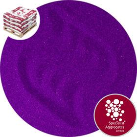 Buy Coloured Sand - Amethyst | Specialist Aggregates Ltd