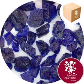Buy Recycled Enviro-Glass - Ocean Blue Gravel | Specialist