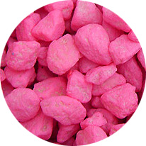 Marble Chippings - Pastel Magenta (£40.80)