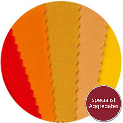 Specialist Aggregates Limited Bespoke Colouring Service