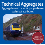 Technical Aggregates | Aggregates With Specific Properties or Technical Attributes