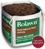 Topsoil - Rolawn - Vegetable and Fruit