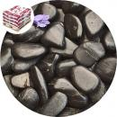 Chinese Pebbles - Polished Black - Small