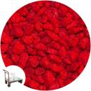 Marble Chippings - Berry Red - Collect