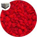 Marble Chippings - Berry Red