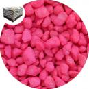 Marble Chippings - Pink