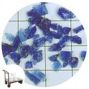 Recycled Enviro-Glass  - Ocean Blue - Fine - Collect