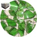 Recycled Glass - Green - Large